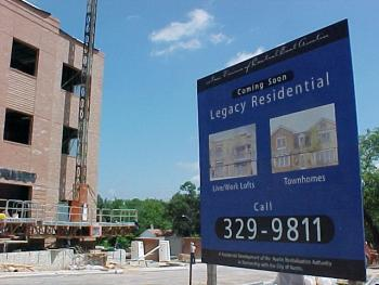 Photo of Coming Soon Legacy Residential Sign - Call 329-9811