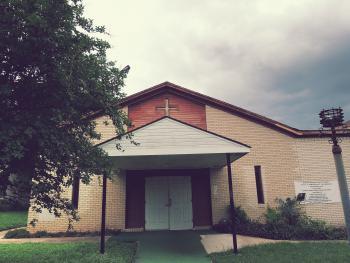 Zion Hill Missionary Baptist Church; Photo: Shane Ford (2015)