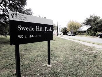 Swede Hill Park; photo: Shane Ford